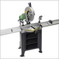 Single Head Aluminum cutting machine