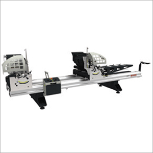 Manual Double Head Mitre Saw