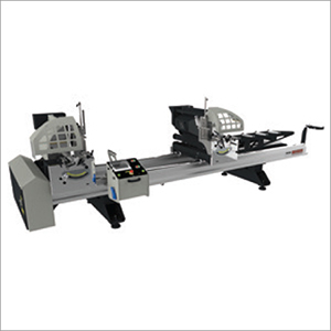 Double Head Mitre Cutting Saw