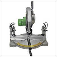 Single Head Saw Pneumatical Clamp