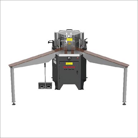 Aluminum Crimping Machine