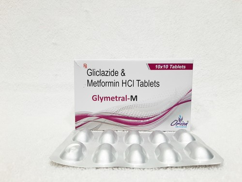 Gliclazide and Metformin HCI Tablet