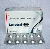 Levotral-500 tab