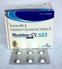 Amoxycillin & potassium Clavlanate Tablets