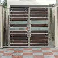 Stainless gate