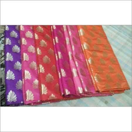 Handloom Brocade Fabric