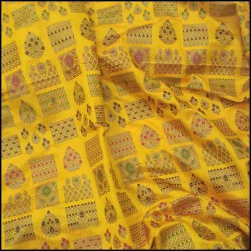 Banarasi Multi Brocade  Fancy Fabric