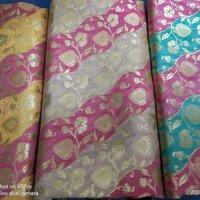 Banarasi Alfi Fabric