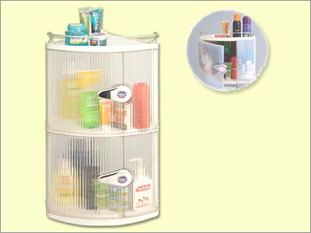 Corner Bath Cabinet