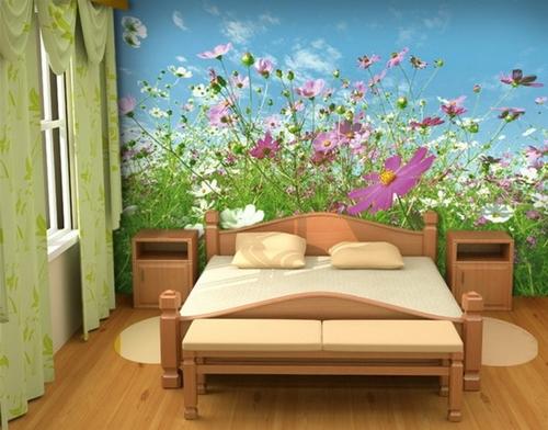 Bed Room Wallpaper