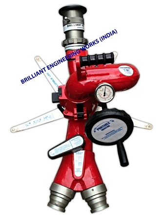 Portable Ground Water Monitor For Fire Fighting