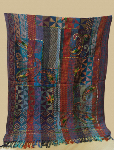 Embroidery stole,shawls