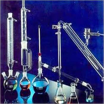 Glass Distillation Assembly