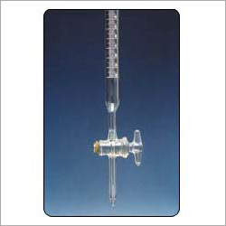 Laboratory Glass Burettes