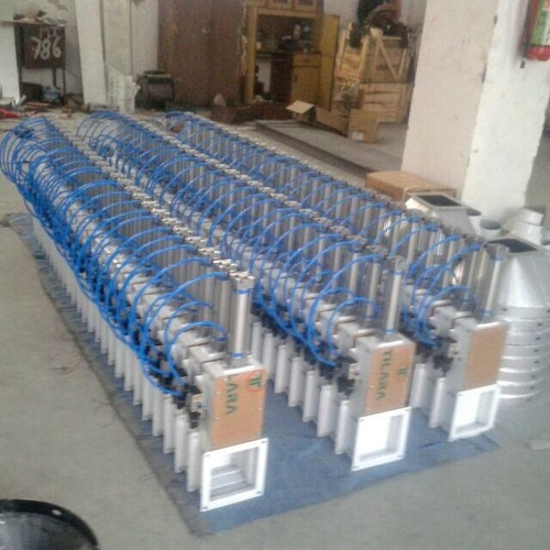 Pneumatic Slide Gate Valve