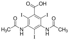 Amidotrizoic acid