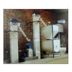 Mesh feed mill