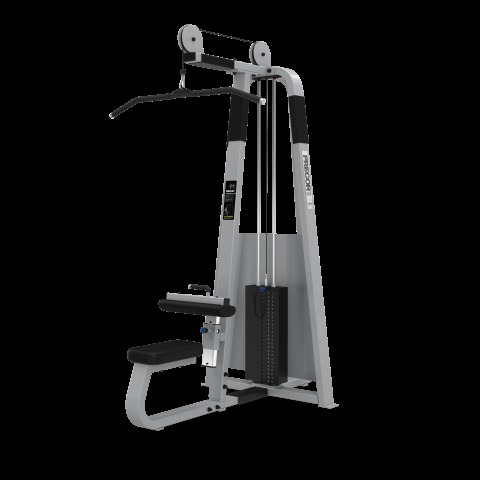 Precor Icarian Strength Pulldown Gym Machine