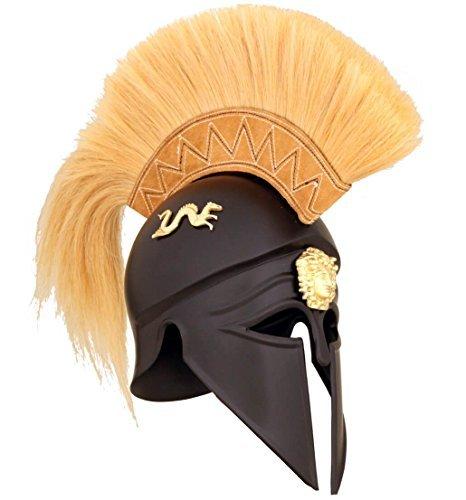 Royal Corinthian Greek Armor Helmet - One Size