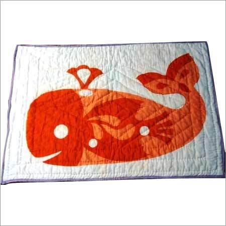 Jaipuri Hand Block Printed Quilt