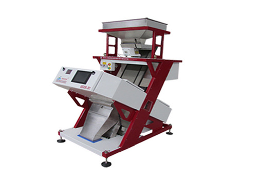 Barley rice color sorter