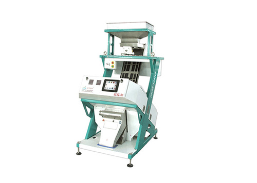 Almond Apricot Color Sorter
