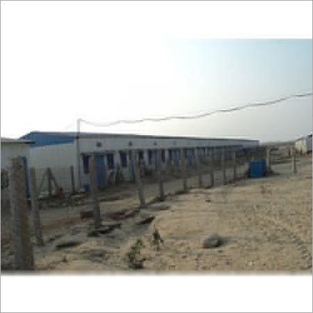 Prefabricated Work Shed