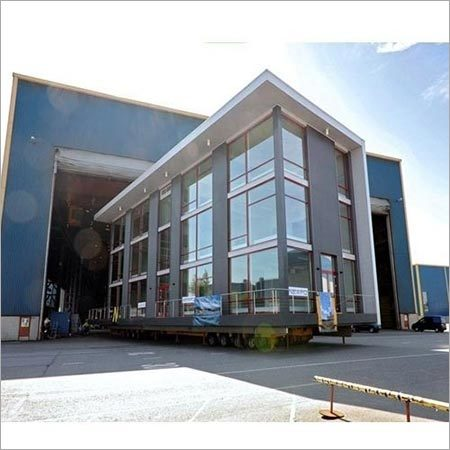 Prefabricated Office Buildings