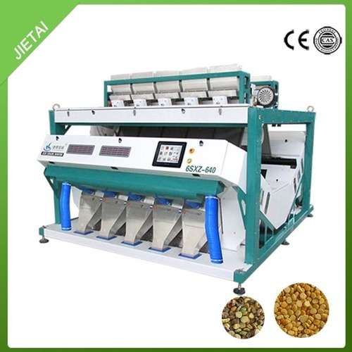 Lentil Sorting Machine 640 Channels