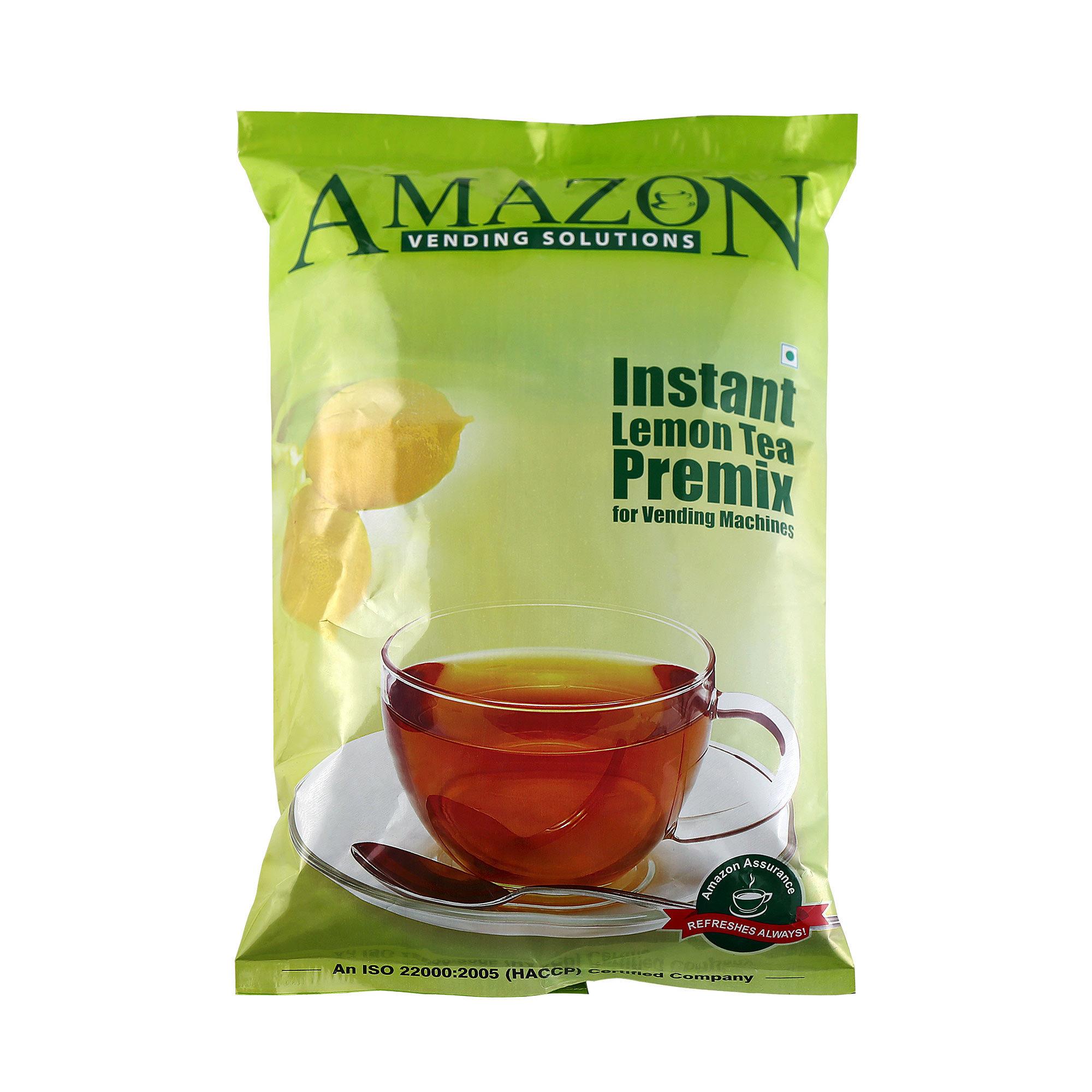 Instant Lemon Tea Premix