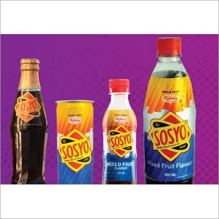 Sosyo Drink Packaging: Bottle