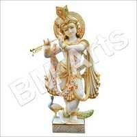 Marble Kishan Statues