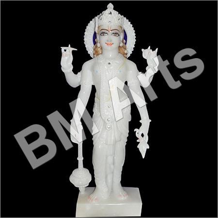Marble Lord Vishnu Statues