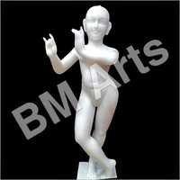 Hindu Marble God Statue