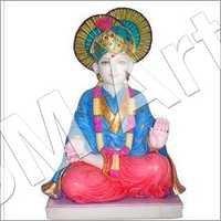 Marble Swaminarayan