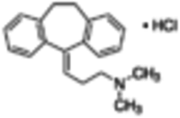 Amitriptyline hydrochloride solution