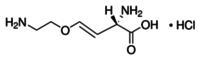Aminoethoxyvinyl glycine hydrochloride