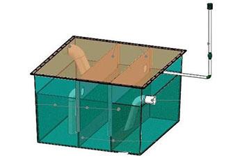 Bio-digester tank