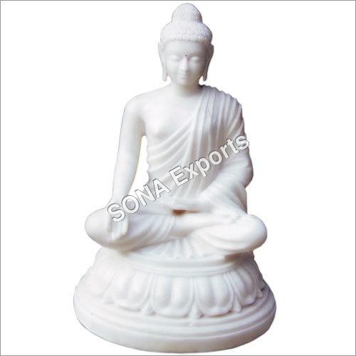 Marble Goutam Buddha Statues