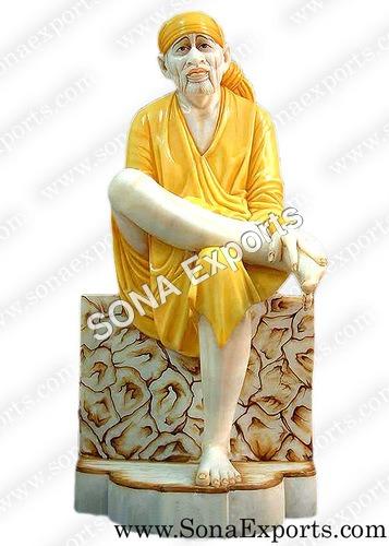 Marble Saibaba Statues