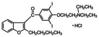 Amiodarone hydrochloride