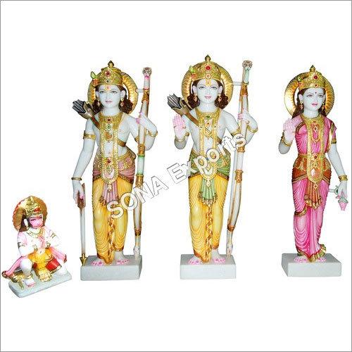Marble Ramdarbar Statue