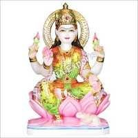 Marble Goddess Laxmi Murti
