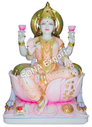 Marble Laxmi Idols
