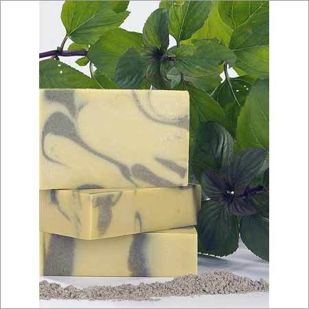 Mint Green Clay Soap