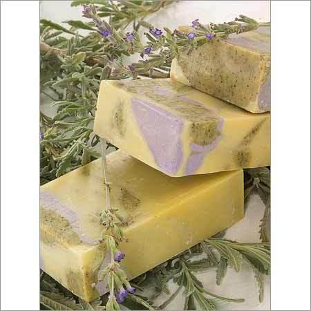 Lavender Nettle Soap
