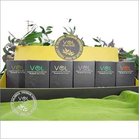 Natural and Organic Soap