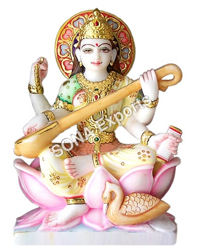 Goddess Saraswati Idols