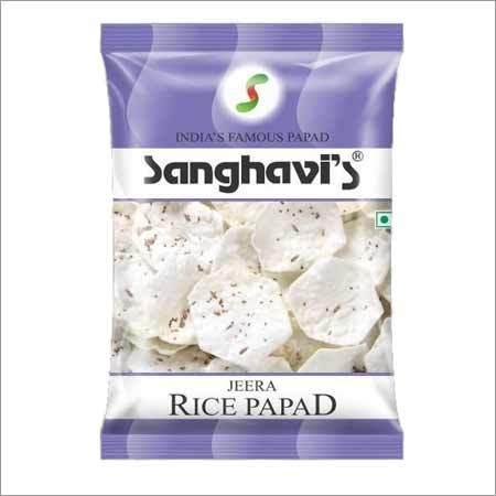 Rice Papad