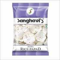 Rice Papad Jeera
